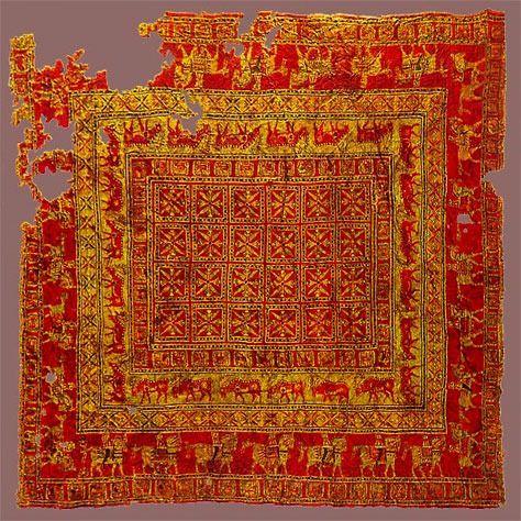 Geschichte des Teppichs