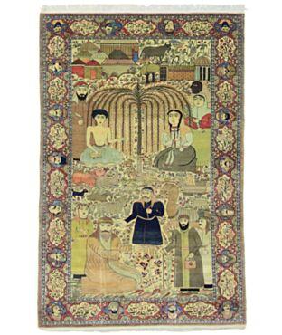 Kashan Mohtasham Antik