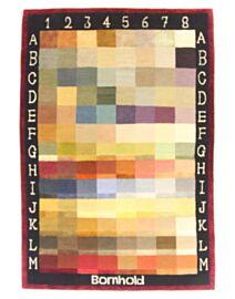 Colour Chart Oskui Carpets